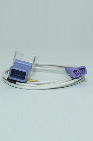 9 PIN TO 9 PIN FEMALE SPO2 EXTN CABLE