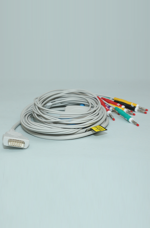 GE 10 LEAD ECG CABLE
