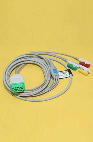 GE 5 LEAD ECG CABLE