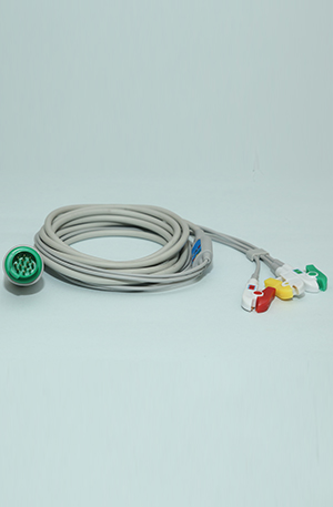 L&T ECG CABLE 3 LEAD