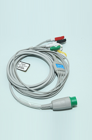 L&T ECG CABLE 5 LEAD ..